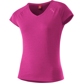 Löffler Transtex Single T-shirt Femme, berry